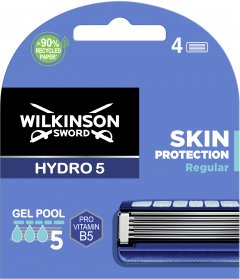Картриджи для бритья Wilkinson Sword Hydro 5 Blades 4 шт (4027800402205)