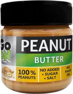 Арахисовая паста GO ON Nutrition Peanut butter smooth 180 г (5900617035813)