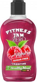 Фитнес-джем Power Pro ZERO с карнитином + vitamin С 200 г Малина (4820214001855)