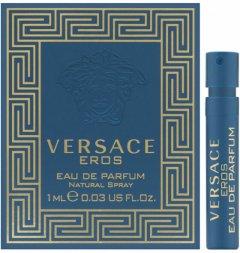 Парфюмированная вода для мужчин Versace Eros 1 мл (8011003861392)