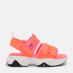 Сандалии Fila Nebula Sandals W Women's Sandals 109999-51 39 24.5 см Коралловые (4670036662839)