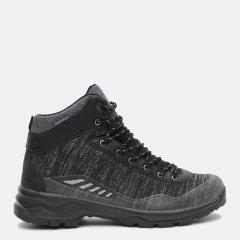 Ботинки Crivit LH1-270010 43 28 см Черные с серым (2001001214678)