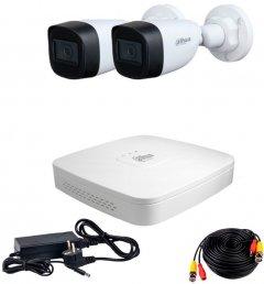 Комплект видеонаблюдения Dahua HDCVI-2W KIT