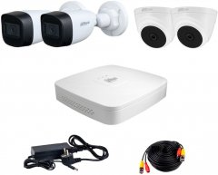 Комплект видеонаблюдения Dahua HDCVI-22WD KIT