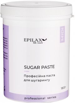 Сахарная паста для шугаринга Epilax Silk Touch Midi 1800 г (4820251920324)