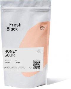 Кофе в зернах смесь Fresh Black Honey Sour 200 г (4820205020179)