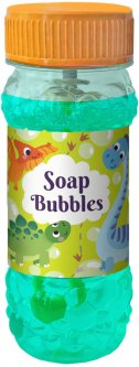Мыльные пузыри DoDo Динозавры 145 мл (300236)