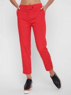 Брюки Fashion Up Christine SHT-1650C 42 Красные (3000000015087)
