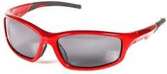 Очки DAM Effzett Polarized Sunglasses Black And Red (8652201)