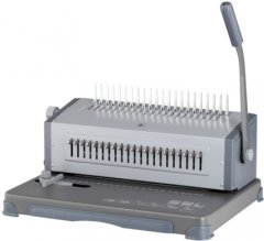 Биндер на пластиковую пружину 2E Регулируемые ножи 1-21 нож 2E-B-450AB (2E-B-450AB)