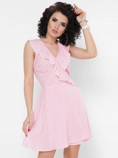Сарафан Fashion Up Bambi SRF-1750B 48 Белый с розовым (2100000101641)