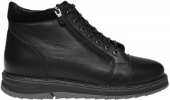 Ботинки Caman 65258/54-1 41 27.7 см Черные (2041024977013)