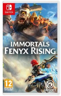 Игра Immortals Fenyx Rising для Switch (Картридж, Russian version)