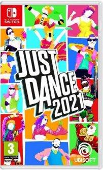 Игра Just Dance 2021 для Switch (Картридж, Russian version)