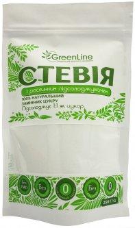 Заменитель сахара GreenLine Стевия 250 г (4820210551118)