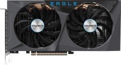 Gigabyte PCI-Ex GeForce RTX 3060 Ti Eagle 8G 8GB GDDR6 (256bit) (1665/14000) (2 х HDMI, 2 х DisplayPort) LHR (GV-N306TEAGLE-8GD v2.0)