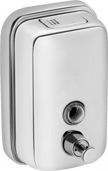 Дозатор для жидкого мыла Lidz (CRM) 121.02.05