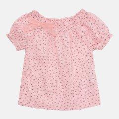 Блузка Coccodrillo Good Things WC1140201GOO-007 122 см Розовая (5904705516482)