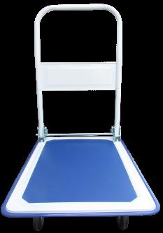 Тележка-платформа ручная Vulkan грузовая 910x610x200 мм (WT300)