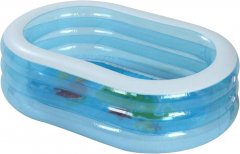 Детский бассейн Intex надувной 163х107х46 см (Intex 57482) (6941057454825)
