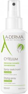 Спрей для кожи лица и тела A-Derma подсушивающий и успокаивающий 100 мл (3282770104783)