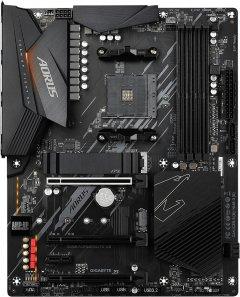 Материнская плата Gigabyte B550 AORUS Elite V2 (sAM4, AMD B550, PCI-Ex16)