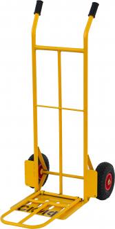 Тележка ручная Скиф грузовая складная 1240х565х630 мм до 180 кг (FT-2004)