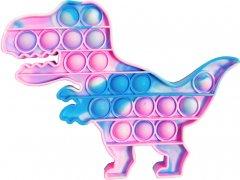 Игрушка антистресс Popps Its Дино голубо-розовый (2000992408622)