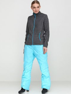 Лыжные брюки Crivit 93002b01 38 Голубые (KC100000011780)