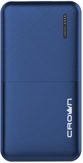 УМБ Crown CMPB-604 10000 mAh Blue (CMPB-604 blue)