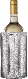 Охладитель для бутылки вина Vacu Vin Active Cooler Wine Silver (38803606)