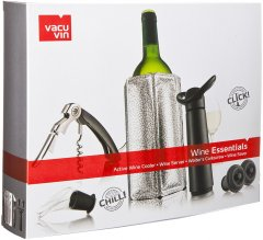Набор подарочный Vacu Vin Wine Essentials Gift Set (6889060)