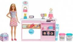 Набор Barbie Пекарня с аксессуарами (GFP59) (0887961767643)