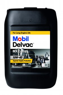 Моторное масло Mobil Delvac MX Extra 10W-40 20 л