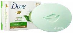 Крем-мыло Dove Прикосновение свежести 135 г (8717163989876)