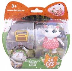Игровой набор 44 Cats фигурка Лола с аксессуарами (34105) (4894386341057)