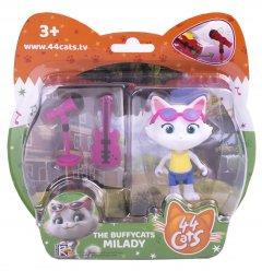 Игровой набор 44 Cats фигурка Миледи с аксессуарами (34102) (4894386341026)