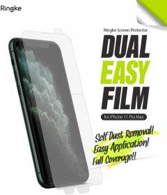 Защитные пленки Ringke 2 шт для Samsung Galaxy Note 10 Plus (RPS4622)