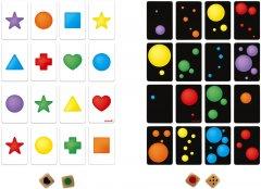 Настольная игра Janod Изучаем цвет (J02699) (3700217326999)