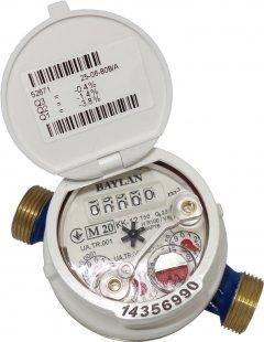 """Счетчик для холодной воды BAYLAN КК-12 ХВ DN15(MBUS) класс точности """"В""""/R=100"""