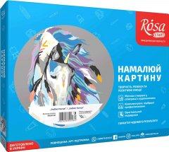 Набор для творчества Rosa Start Живопись по номерам Indian horse (4823098501084)