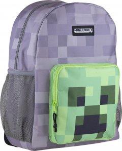 Рюкзак подростковый Minecraft Minecraft Creeper 40x30x4 см 20 л (502020202)
