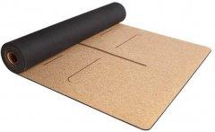 Коврик для йоги Yunmai Cork Wood Yoga Mat (YMYG-C601)