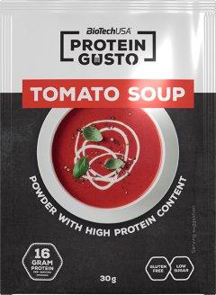 Заменитель питания BioTech Protein Gusto Tomato Soup 30 г (5999076222346)