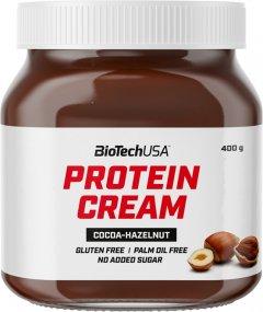 Заменитель питания BioTech Protein Cream 400 г Какао-лесной орех (5999076235162)