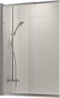 Шторка для ванны NEW TRENDY Sensi P-0038 100 прозрачная