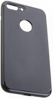 Панель DUZHI 2 in1 Hybrid Combo Mobile Phone Case для Apple iPhone 7 Plus Black (FSH45951)