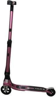Самокат складной Tour Розовый металлик (Tour05_pink)