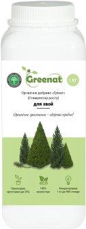 Органическое удобрение GREENAT для хвойных растений 1 кг (GREENATNEE1)