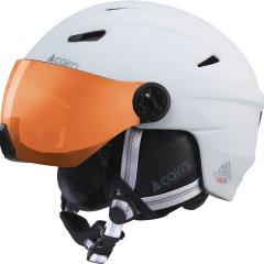 Шлем горнолыжный Cairn Electron Visor SPX2 57-58 Mat White (0606070-01-57)